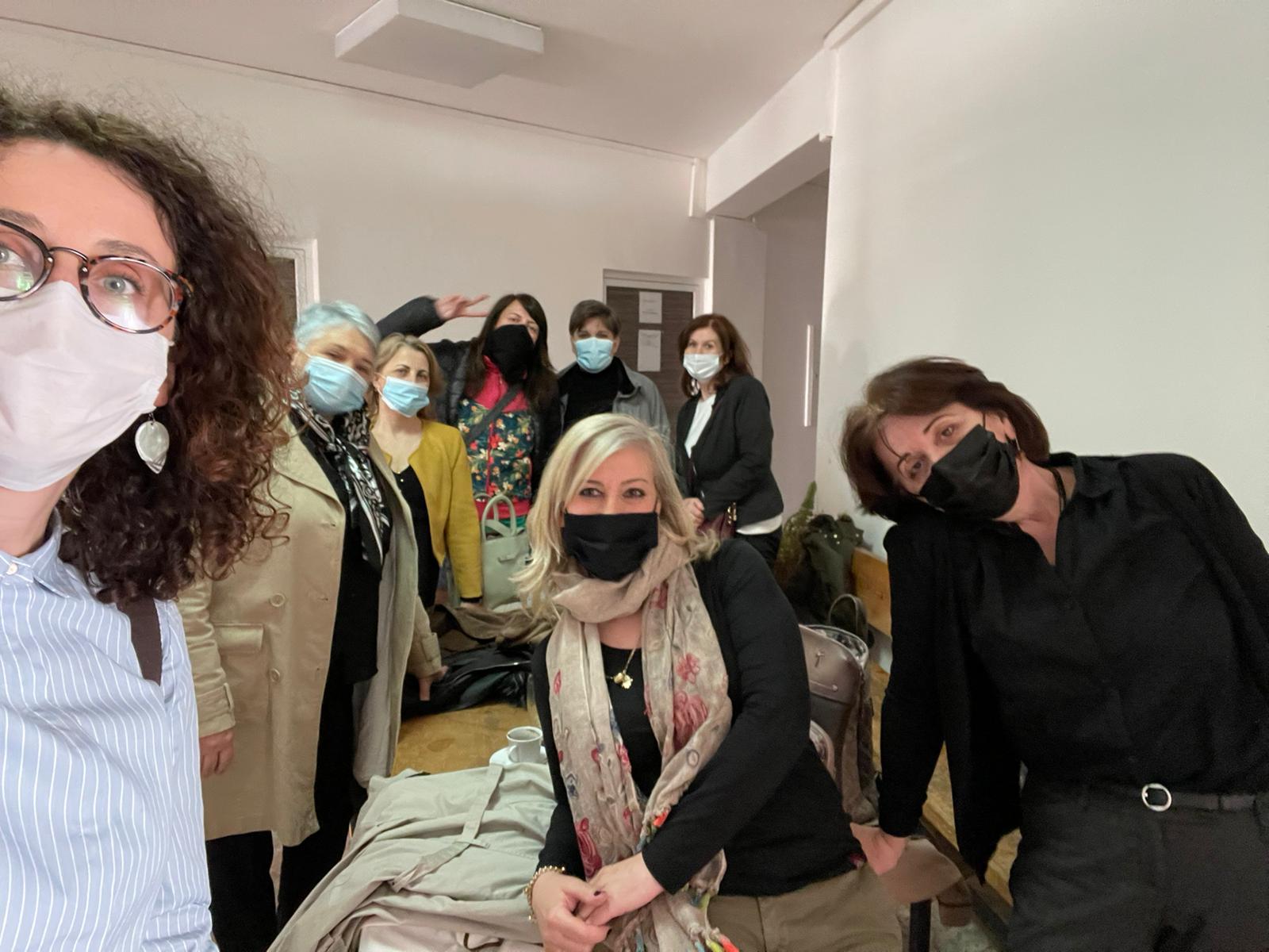 Suđenje aktivistkinje